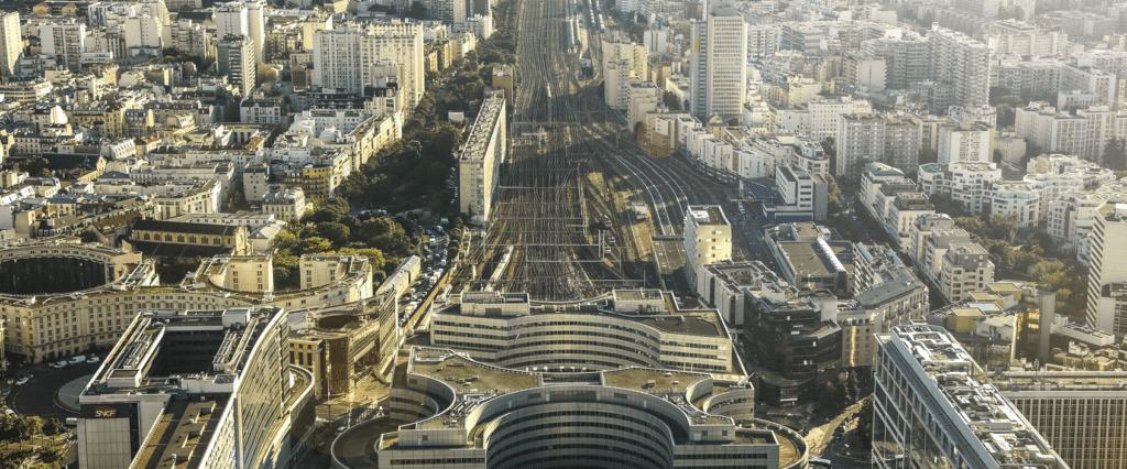 Taxi Moto Gare Montparnasse