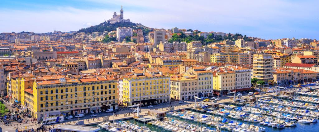 Taxi Moto Marseille