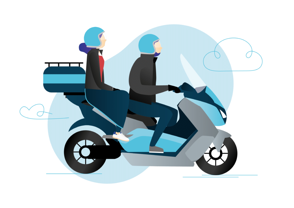 Formation Taxi Moto
